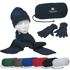 Top Cat Promotions - Scarf, Gloves and Hat