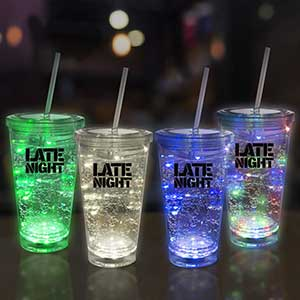 Top Cat Promotions - Light Up Tumblers